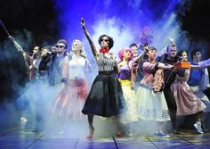 Grease The Musical Costumes Grease Broadway, Grease Musical, 50s Costume, Halloween Costumes, Costume Ideas, Broadway Theatre, Musical Theatre, Grease 2016, Grease Is The Word