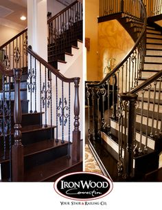 Tired of your old staircase? We carry a wide variety of stair parts to fit any budget you may have. Here we feature our affordable Twist and Basket Series, the unique Endecor series and the beautifully crafted Tuscan Square Series.  Houston: 281-209-0000 DFW: 817-701-2006 Austin: 512-973-8373  #StairRemodel #InteriorDesign #Staircase #StaircaseRemodel #Stairs #IronBalusters