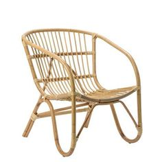 Bloomingville Rattan Arm Chair