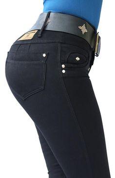 Ref: 437 JEAN CON BOLSILLO (Negro) Toxic Vision, Color Negra, Oxford, Black Jeans, Angela, Hats, Style, Fashion, Denim Jeans