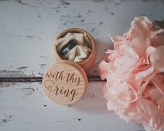 The Best Wedding Ring Boxes on Etsy