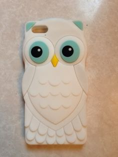 Owl phone case sorry I have been of for a while but I'm back now!!