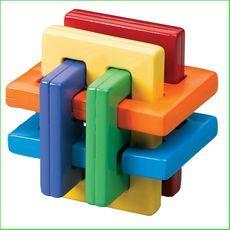 Thinkfun Gordian's Knot Code TN6820 EAN UPC 019275068202 Brain Teaser Puzzle Green Ant Toys Online Toy Shop www.greenanttoys.com.au