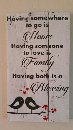 Order your customised pallet sign at www.livelaughlove.co.za. Wood pallet signs. Signs for your home. Wood Pallet Signs, Wood Pallets, A Blessing, Poems, Wall Art, Quotes, Diy, Home Decor, Quotations