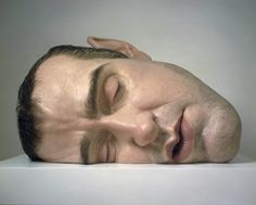 Ron Mueck   the sculptor