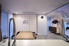 リビングダイニングキッチン / Yoshihiro Ishiue Architects
