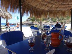 La plage la plus proche de votre maison... #HomeExchange #Majorque