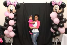 Minnie Mouse Birthday Party Ideas | Photo 2 of 9 | Catch My Party