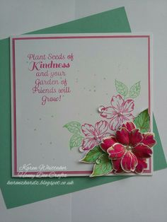 Vintage Flowers by Honey Doo Crafts DT sample #honeydoocrafts #vintageflowers #dtsample #flowers #distressinks #stamping #stamps #cardmaking #cards #craft #creative #ilovetocraft