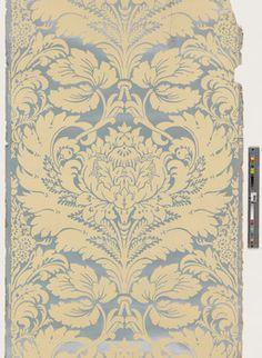 Wallpaper circa 1900