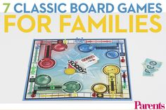 These board games may be old school, but they're still a super-fun way to teach kids about following rules, fairness, and more!