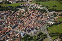 Sept 2012: Fürth, Germany next to Nürnberg.  Beautiful city.