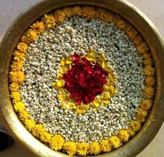 Decorate your house during Diwali by using our floating flower decorations.