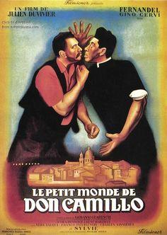 Poster Le Petit monde de Don Camillo 403669