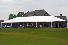 Mirimichi Golf Course Outdoor Tented Area for Events and Weddings