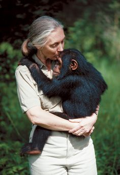 Jane Goodall on Empathy and How to Reach Our Highest Human Potential