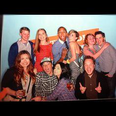 PORTLANDIA wrap party. Season 3 starts in January. Photo by kedisastap