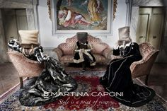 Martina Caponi borse: adv campaign winter 2013 #fashion #accessories #photography