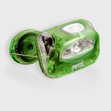 Kassi's Pick: Headlamp, like the ultra-compact ZIPKA PLUS².  Takes up next to no space and weighs next to nothing.