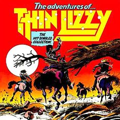 Discography : Thin Lizzy - The Official Website