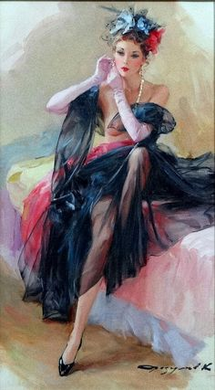 Buy online, view images and see past prices for Konstantin Razumov (b.1974), Russian School, Oil on canvas, 'The Black Negligee and Pear. Invaluable is the world's largest marketplace for art, antiques, and collectibles.