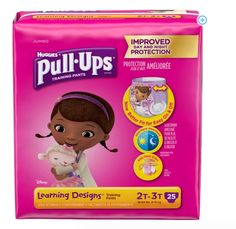 Huggies Coupon: Score $2 Off Pull-Ups Training Pants Score $2 off any one Huggies Pull-Ups training pants or Goodnights product. Its always good to save on