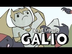 Lore of Legends: Galio the Colossus https://www.youtube.com/watch?v=mLu8Dr0AEJU #games #LeagueOfLegends #esports #lol #riot #Worlds #gaming
