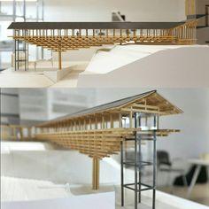 [A3N] : Yusuhara Wooden Bridge Museum / Kengo Kuma & Associates.