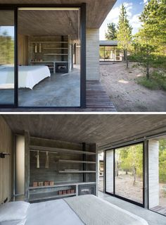 Luciano Kruk Has Completed A New Wood And Concrete House In Argentina