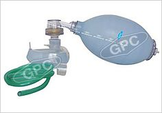 Silicone Resuscitator: GPC Medical Ltd. is a leading ambu silicone resuscitators company from India. We are manufacturer, supplier & exporter of ambu silicone resuscitators, laerdal resuscitator, ambu oval silicone resuscitator, artificial resuscitator (reanimation bag) silicone.