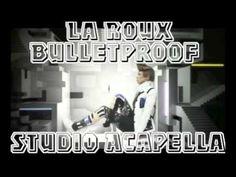 La Roux - Bulletproof (Studio Acapella)