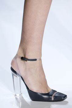Michael Kors shoe. Love the heal
