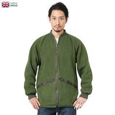 【楽天市場】実物 USED イギリス軍 RIB フリースジャケット ミリタリージャケット ミリタリー:ミリタリーショップWAIPER