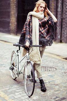 気になる自転車の写真