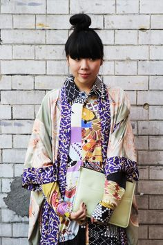 Print Craze via Susie Bubble