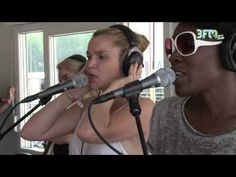 Clean Bandit - 'Rather Be' live @ pinkpop 2014 - YouTube