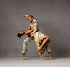 Renee Robinson and Glenn Allen Sims - Alvin Ailey American Dance Theater Alvin Ailey, Modern Dance, Contemporary Dance, Shall We Dance, Lets Dance, Praise Dance, Dark Fantasy Art, Royal Ballet, Tango