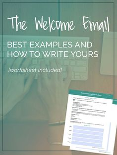 Welcome emails are one of the most impactful emails you'll ever send to your audience. Here's a breakdown of best examples and tips for how to write an engaging and effective intro to your new customer.