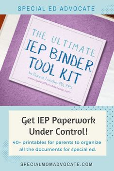 The Role Of Special Education Advocate >> 477 Best Special Education Advocate Idea Iep 504 Images