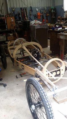 1925 CycleKart Великобритания (JAPPIC001): Реестр: The CycleKart Club