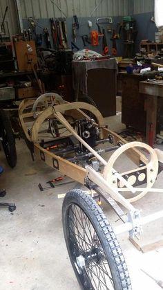 1925 CycleKart Великобритания (JAPPIC001): Реестр: The CycleKart Club