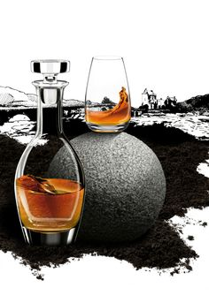 Here's a to dad for with our Scotch Whisky Carafe and Tumbler Mans World, Scotch Whisky, V60 Coffee, Carafe, Fine Dining, Dinnerware, Tumbler, Alcoholic Drinks, Coffee Maker