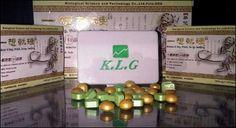 Pembesar Penis Herbal – KLG  KEMASAN DALAM 1BOX KLG HERBAL :  Isi : 1 BOX @ 3 Kotak @ 16 Pill @ 3800 mg ( 48 pill's).  HARGA KLG ASLI :      1 BOX Rp. 600.000,-     2 BOX RP.1.200.000,-     3 BOX RP.1.800.000,- (BONUS 1BOX)     6 BOX RP.3.600.000,- (BONUS 2BOX)