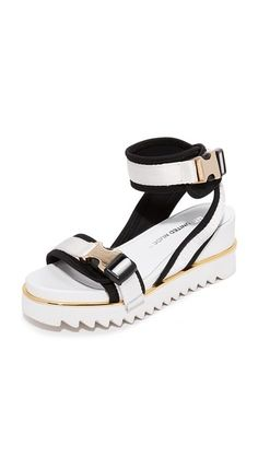 United Nude Rico X Wedge Sandals