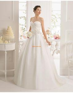 Srdíčko Šifón Empírové Svatební šaty 2015