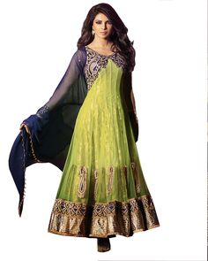 Bollywood Priyanka Yellow/Red Anarkali Suit:- http://www.sulbha.com/bollywood-priyanka-yellowred-anarkali-suit-p-9511.html