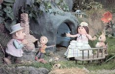 "Pogles Wood. My favorite ""watch with mother"" programme"