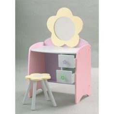 Guide Craft Furniture From The Pink Superstore Girls Furniture, Cute Furniture, Mdf Furniture, Kids Decor, Diy Home Decor, Girls Bedroom, Bedroom Decor, Baby Room Art, Little Girl Rooms