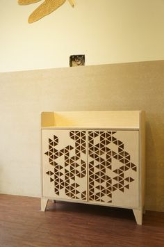 Cabinet - Pattern Door, CNC cut