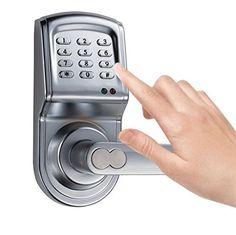 Assa Abloy Digi Smart Security Electronic Keyless Keypad Door Lock Knob Home Use Entry 6600-88 Silver Assa Abloy Digi http://www.amazon.com/dp/B0151FQA16/ref=cm_sw_r_pi_dp_uQxqwb0VWBJR6  #ASSAABLOYDIGI #Fingerprint #DoorLock #door #keypad #Satin #chrome #handdoor #Electronic #Password #Card #Key #Handle #Nickel #home #office #Mechanical #gold #Freeshipping